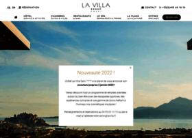 hotel-lavilla.com