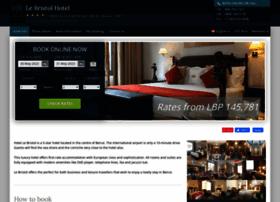 hotel-le-bristol-beirut.h-rez.com