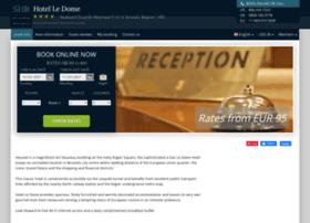 hotel-le-dome-brussels.h-rez.com