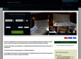 hotel-le-florian-cannes.h-rez.com