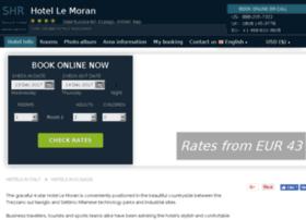 hotel-le-moran-cusago.h-rez.com