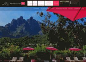 hotel-lelonca-corse.com