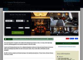 hotel-lenox-montparnasse.h-rsv.com