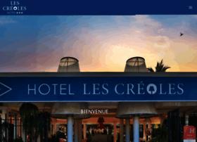 hotel-les-creoles.com