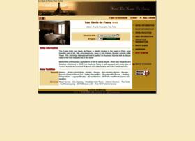 hotel-les-hauts-de-passy-paris.com