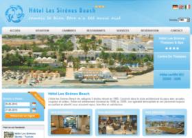 hotel-les-sirenes-djerba.com