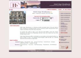 hotel-liege-strasbourg-paris.com
