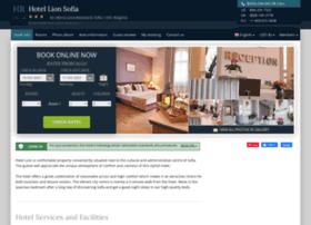 Hotel-lion-sofia.h-rez.com