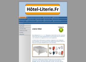 hotel-literie.fr