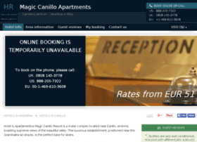 hotel-magic-canillo.h-rsv.com