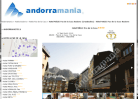 hotel-magic-pas-de-la-casa.andorramania.com