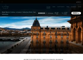 hotel-mariacristina.com