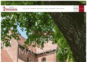 hotel-markgraf.de