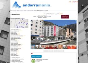 hotel-mercure-andorra-la-vella.andorramania.com