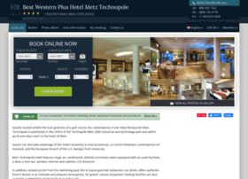 hotel-metz-technopole.h-rez.com