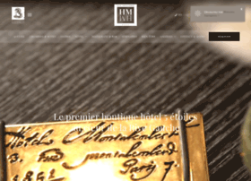 hotel-montalembert.fr