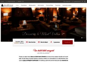 hotel-montvallon.com