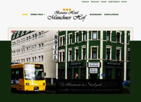 hotel-muenchnerhof.com