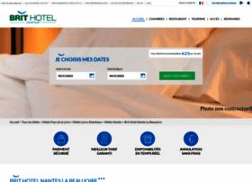 hotel-nantes-beaujoire.brithotel.fr