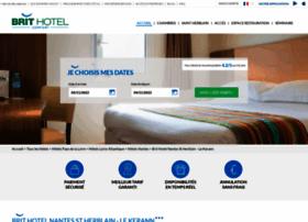 hotel-nantes-saint-herblain.brithotel.fr