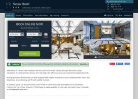 hotel-navas-granada.h-rez.com