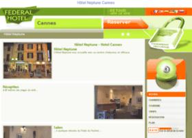 hotel-neptune-cannes-bocca.federal-hotel.com