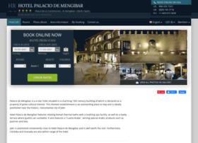 hotel-palacio-de-mengibar.h-rez.com