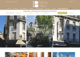 hotel-palma-paris.com