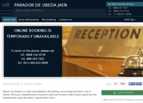 hotel-parador-de-ubeda.h-rez.com