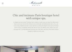 hotel-paris-est-lafayette.com