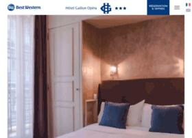 hotel-paris-gaillon-opera.com