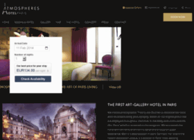 hotel-paris-sully.com