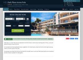 hotel-park-pula.h-rez.com