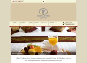 hotel-park.com.hr