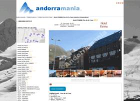 hotel-parma-pas-de-la-casa-hoteles.andorramania.com