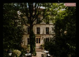 hotel-particulier-montmartre.com