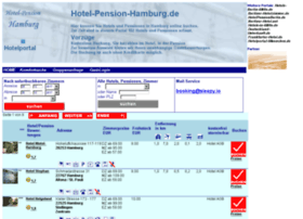 hotel-pension-hamburg.de