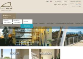 hotel-plaza.com.ar