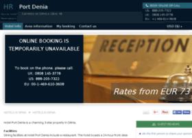 hotel-port-denia.h-rez.com