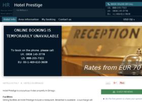 hotel-prestige-ornago.h-rez.com