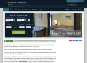 Hotel-raba-gyor.h-rez.com