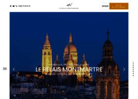 hotel-relais-montmartre.com