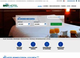 hotel-rennes-cesson.brithotel.fr