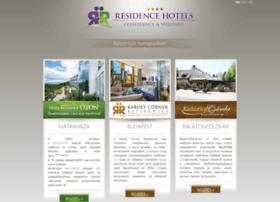 hotel-residence.hu