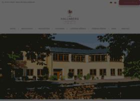 hotel-restaurant-hallnberg.de