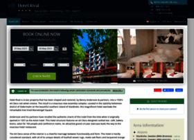 hotel-rival-stockholm.h-rez.com