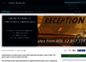 hotel-roberts-sibiu.h-rez.com