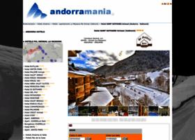 hotel-sant-gothard-arinsal.andorramania.com