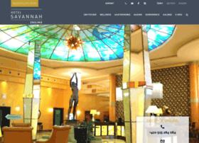hotel-savannah.com
