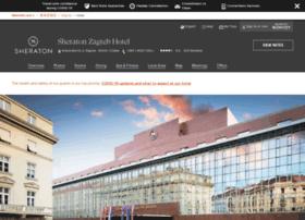 hotel-sheratonzagreb.com